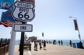 Route 66 New Mexico Map by Route 66 In California Driving Tour And Road Trip