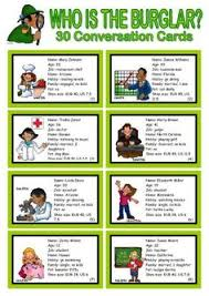 let u0027s talk about accidents this worksheet contains 18 conversation