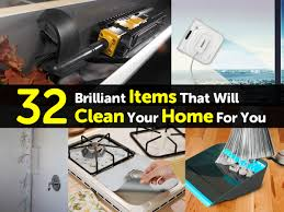 32 brilliant items that will clean your home for you