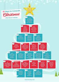 christmas advent calendar christmas advent calendar daveramsey