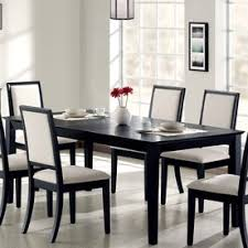 Shop Dining Tables At Lowescom - Black wood dining room chairs