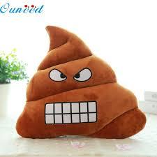 online get cheap kids poop aliexpress com alibaba group oc 20 mosunx business 2016 hot selling drop shipping browm emoji smiely poop pillow plush cushions home decor kids gift stuffed