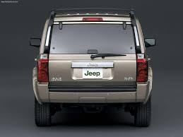 jeep commander 4x4 limited 5 7 hemi 2006 pictures information