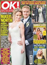 coronation street u0027s mikey north opens up about his emotional