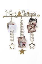 over the door christmas card holder metal christmas lights card