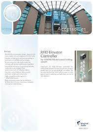 rfid elevator controller vingcard marine pdf catalogues