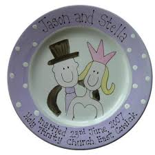 painted platters personalized 53 best wedding and anniversary plates and platters personalized