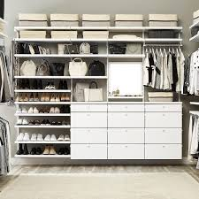 Container Store Closet Systems Shelving Ideas U0026 Storage Shelves The Container Store
