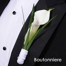calla boutonniere calla ivory boutonniere and corsage pack