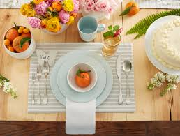 table setting 7 steps to a totally unique table setting above beyondabove