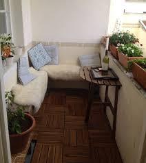 kleine balkone balkonmöbel für kleine balkone