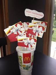 best 25 mcdonalds gift card ideas on pinterest appreciation