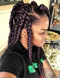 15 packs of hair to do bx braids 20 funky fresh styling ideas for jumbo box braids