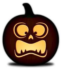 25 easy free halloween pumpkin carving templates pumpkin