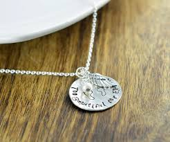personalized remembrance jewelry memorial necklace personalized remembrance jewelry beautiful