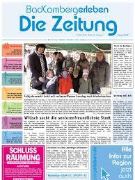 Arzt Bad Camberg Badcamberg Erleben Kw 10 12 03 2010 Die Zeitung Als E Paper