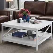 Traditional Coffee Table White Coffee Tables You U0027ll Love Wayfair