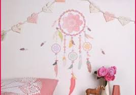 stickers chambre enfant fille stickers muraux chambre fille 260500 sticker et frise mural deco