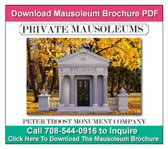 mausoleum cost chicago family mausoleums and crypts pictures designs prices