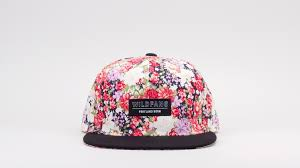 floral snapback wildfang portland born floral snapback hat style culture for