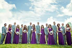 colors that match with purple plum purple and grey wedding colors henkaa