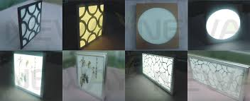 Decorative Ceiling Light Panels 54w Flat Led Panel Ceiling Lights Decorative Ceiling Light Panels