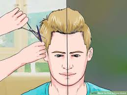 how to cut a faux hawk with pictures wikihow