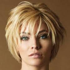 medium length layered hairstyles round faces over 50 short hairstyles for women over 50 round face hair pinterest