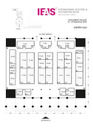 exhibition plans u2013 international electric u0026 automation show