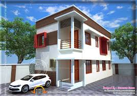 small plot villa in 2 75 cents of land kerala home design and