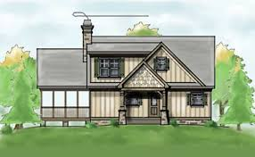 Lake Home Plans Narrow Lot Narrow Lot House Plan For Lake Lots Max Fulbright Designs