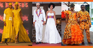 mariage africain en tenue traditionnelle - Tenue Africaine Pour Mariage