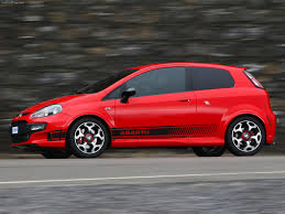 Fiat Punto Evo Abarth 2011 Pictures Information U0026 Specs