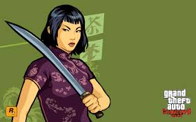 grand theft auto chinatown wars wallpapers