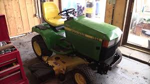 jd update part 1 john deere 425 u0026 implements youtube