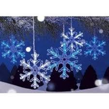 light up snowflake snow flakes time and decor