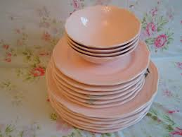 ikea pink plates if i knew you were coming i d have baked a cake plates bowls and