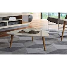 Gray Wood Coffee Table Triangle Coffee Tables You U0027ll Love Wayfair