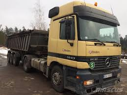 mercedes trucks for sale in usa used mercedes actros 1843 tractor units year 1997 price