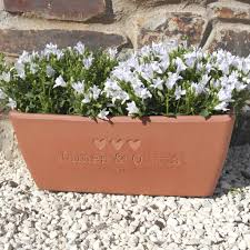 garden plant pots and herb planters notonthehighstreet com