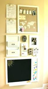 Office Wall Organizer Ideas Kitchen Wall Organizer Medium Size Of Organizer Message Board