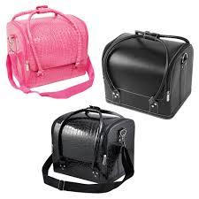 Vanity Makeup Box Beauty Vanity Makeup Cosmetic Box Case Nail Polish Storage Make Up