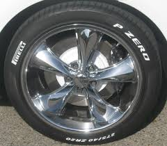 low profile tires with raised white letters camaro5 chevy camaro