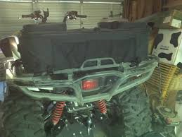 new moose bumpers grizzly riders yamaha grizzly atv forum