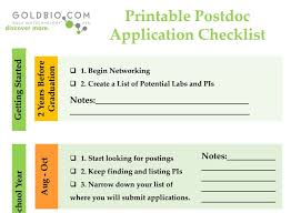 shared results a detailed guide to your postdoc application plus