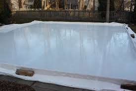 backyard ice rink temperature backyard and yard design for village