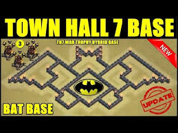 layout design th7 download townhall 7 awesome triple xxx farming base th7 epic troll