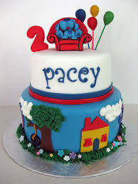 blues clues birthday cake blues clues birthday cake botto u2026 flickr