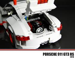 lego porsche 911 gt3 rs lego porsche 911 gt3 rs the porsche 911 gt3 is a higher pe u2026 flickr