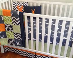arrow crib bedding boy nursery bedding baby crib set navy